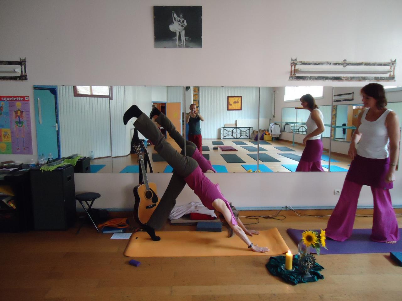 Stage Yoga tonik mit Birgit!