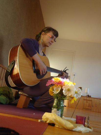 Méditation par le chant
