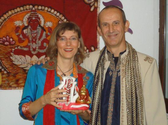 Sibylle et François