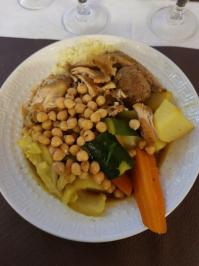 Table ali baba couscous